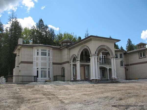 Dhaliwal Residence Credo Construction